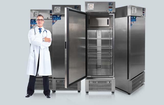 Refrigeradores para vacunas