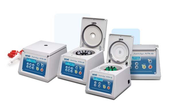 Centrifugas para laboratorio