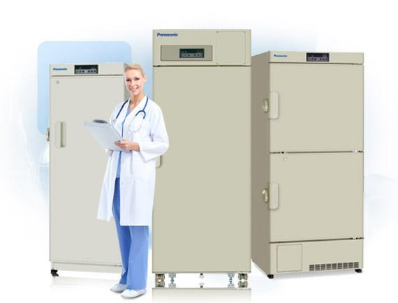 Congeladores para laboratorio