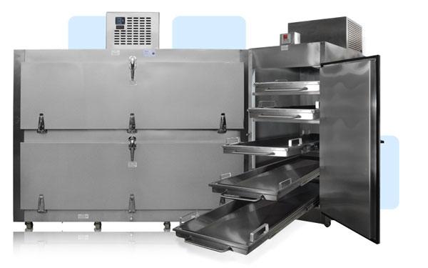Refrigeradores para cadaveres