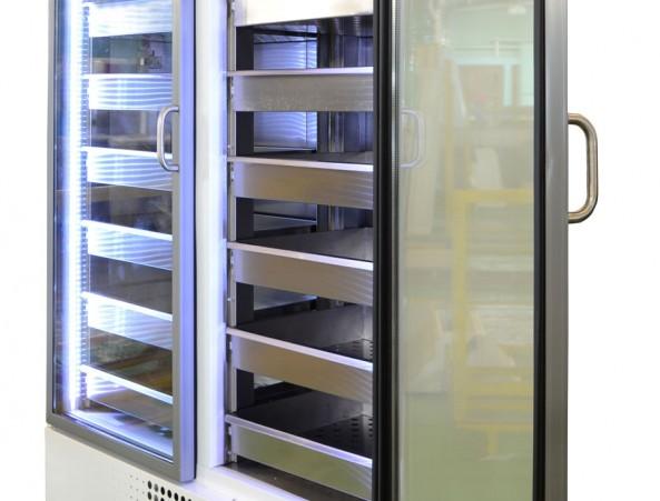 Refrigerador para Banco de Sangre para 720 Bolsas