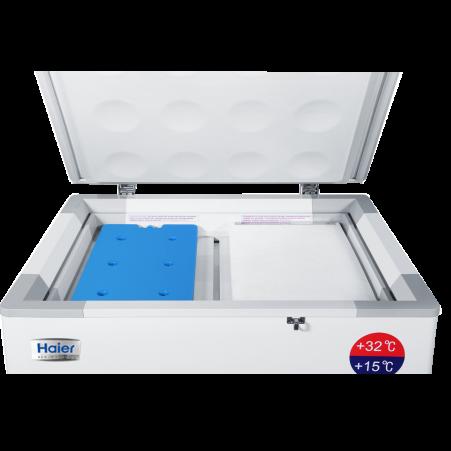 Refrigeradores Solares para vacunas Marca HAIER de 60 litros.