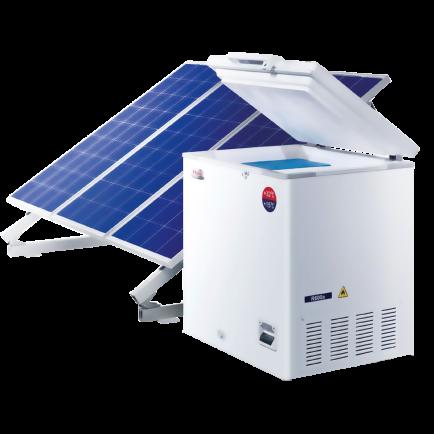Refrigeradores para vacunas. Refrigeradores Solares para vacunas Marca HAIER de 60 litros.