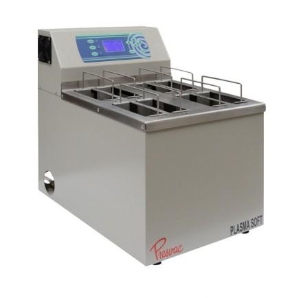 Equipamiento para banco de sangre. Descongelador de plasma