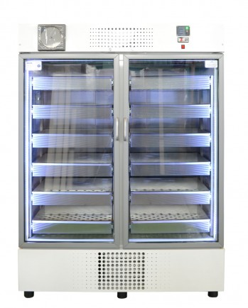 Refrigeradores para laboratorio. Refrigerador para laboratorio de 37 Pies en Acero Inoxidable