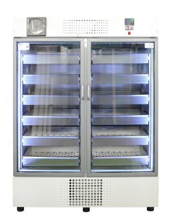 Refrigerador de laboratorio Refrigerador para laboratorio de 37 Pies en Acero Inoxidable