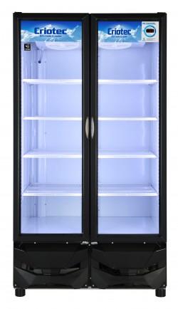 Refrigerador comercial de  37, 42 y 64 Pies Cúbicos, 2 puertas fabricado en galvanizado