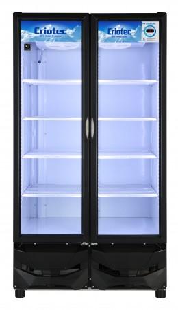 Refrigeradores Comerciales Refrigerador comercial de 24, 37 y 42 Pies Cúbicos, 2 puertas fabricado en galvanizado
