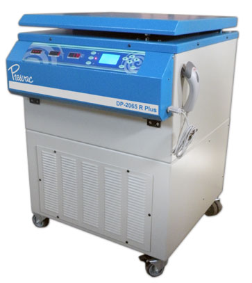 Equipamiento para banco de sangre Centrifuga refrigerada para Banco de Sangre de 6 vasos