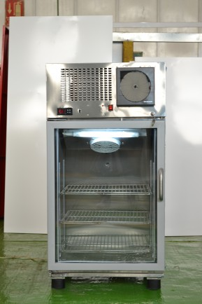 Refrigerador para laboratorio de 5.4 Pies en Acero Inoxidable