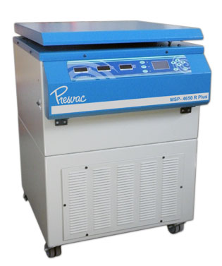 Equipamiento para banco de sangre Centrifuga refrigerada para Banco de Sangre de 4 vasos