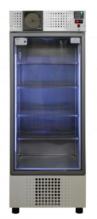 Refrigerador de laboratorio Refrigerador para laboratorio de 14 Pies en Acero Inoxidable