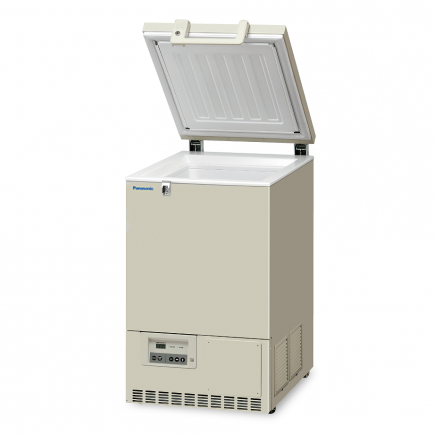 Ultra Congelador Serie VIP MDFU-C8V1-PA de 85 Litros/ 3 Pies Cúbicos, 120 Volts 60 Hz