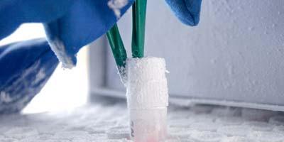 Congelador para Laboratorio